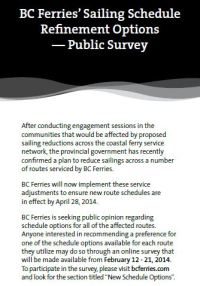 BCF Survey ad