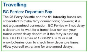 ferry connections